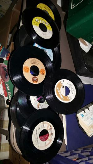 Many 45s and albums of any and all music genre to choose from most between .50-2.00. for Sale in Cleveland, OH
