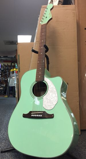 Fender California Series Sonoran Sce Surf Green For Sale In Miami Gardens Fl Offerup