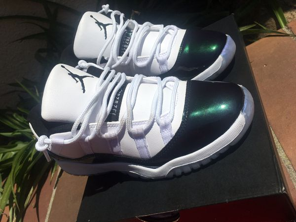 6e175db9588 10/10 mint condition Jordan 11 retro low BP size for Sale in Newark ...