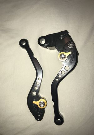 F-14 K-828 Motorcycle Brake Clutch Levers For Kawasaki VERSYS 1000 for Sale in Lauderhill, FL