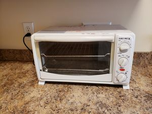 Photo Toaster Oven