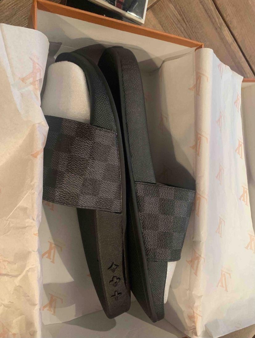 Louis Vuitton Men Sandals Size 11
