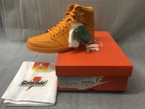 Jordan retro 1 limited edition Gatorade size 10, New in box for Sale in Los Angeles, CA