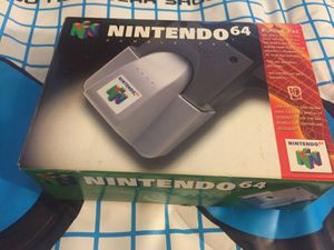 N64 Rumble Pak Box Only for display for Sale in Denver, CO