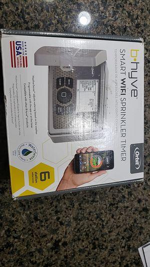 Bhyve wifi sprinkler timer and controller for Sale in Las Vegas, NV