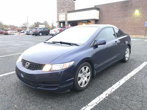 Honda Civic 2009 Coupe for Sale in Springfield, VA