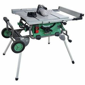 "Hitachi C10RJ 10"" 15-Amp Jobsite Table Saw for Sale in Kissimmee, FL"