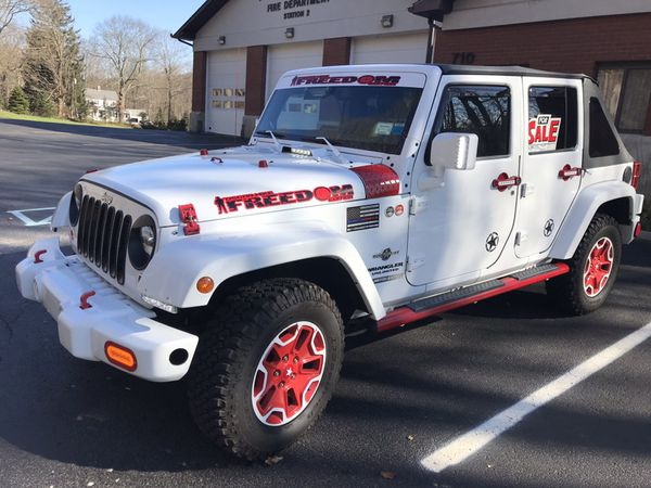 2014 Jeep Wrangler Freedom Oscar Mike For Sale In Putnam Valley Ny