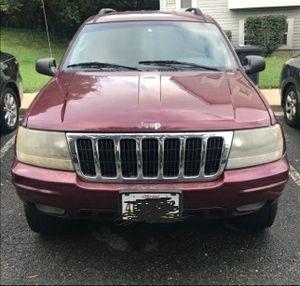 2002 Jeep Grand Cherokee for Sale in Hillcrest Heights, MD