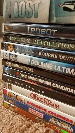 Small DVD lot for sale for Sale in Portland, OR