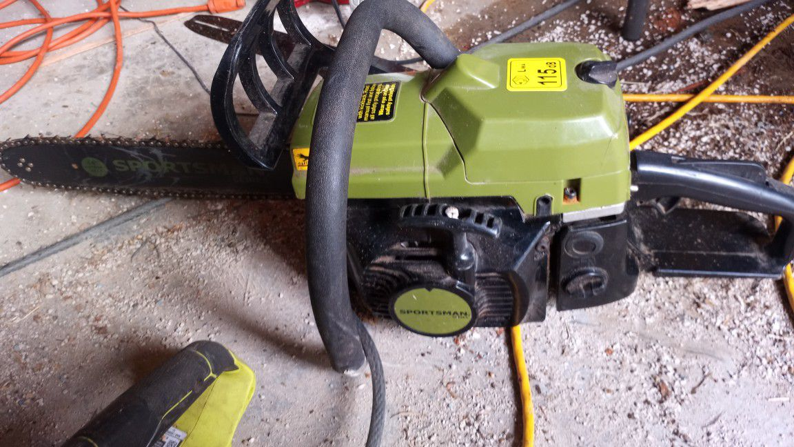 chainsaws fir sale***