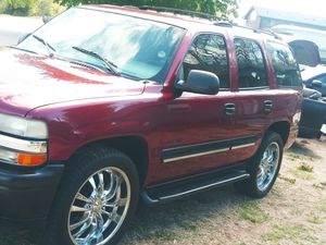 a6d28b4098 2001 chevy tahoe super clean for Sale in Wichita