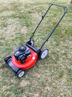 Photo Yard Machines 21' Push Lawn Mower