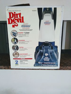 Dirt devil Deluxe shampoo cleaner for Sale in Fort Washington, MD