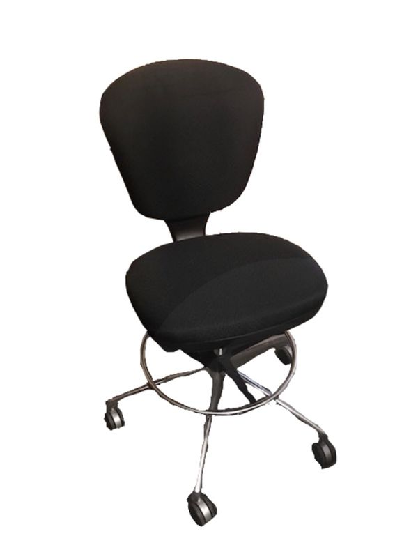 Black High Top Office Chairs Business Equipment In Atlanta Ga Offerup
