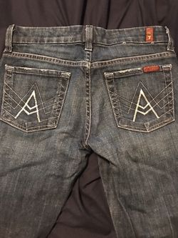 7 For All Mankind Jeans Thumbnail