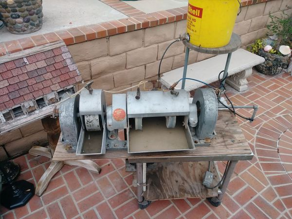 Highland Park E50 polisher grinder buffer lapidary equipment for Sale in La  Habra, CA - OfferUp