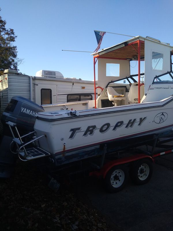 """Boat for sale """"trophy"""""""