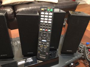 Sony 5.1ch Home theatre system for Sale in Durham, NC