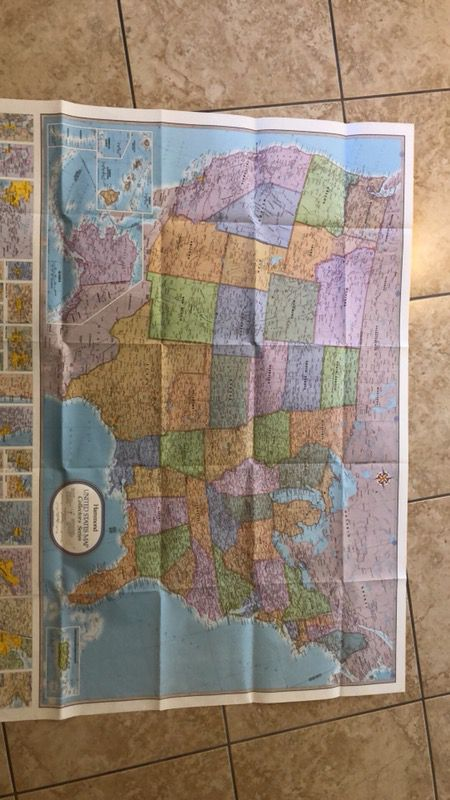 World map and united states map collectors series for sale in world map and united states map collectors series for sale in surprise az offerup gumiabroncs Images