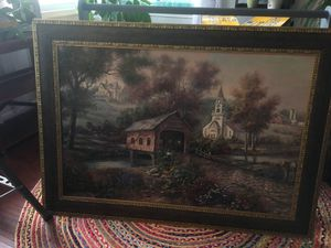 Large wall picture for Sale in Sterling, VA
