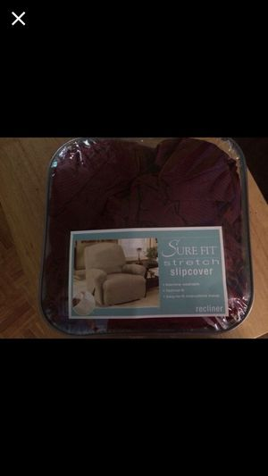 Recliner sofa cover for Sale in Baltimore, MD