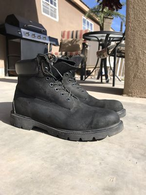 Timberland boots size 11 for Sale in Albuquerque, NM