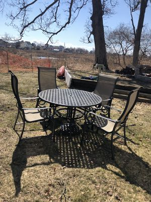 New And Used Patio Furniture For In Bridgeport Ct Offerup