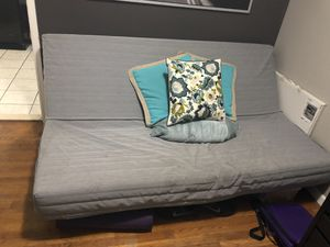 Futon Sofa Bed From Ikea For In Harrison Nj