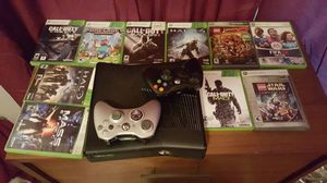 Xbox360 for the hole game coast $ 230 for Sale in San Francisco, CA