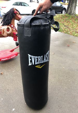 Punching bag! for Sale in Ramona, CA