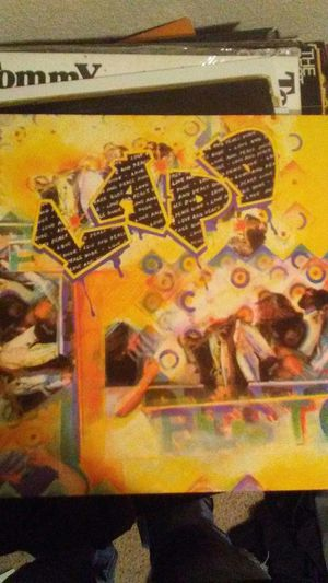 L.a.p.d. before they were korn record single rare for Sale in El Paso, TX