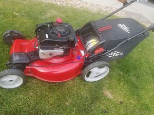 Photo Craftsman 6.75HP/190CC self propelled lawn mower