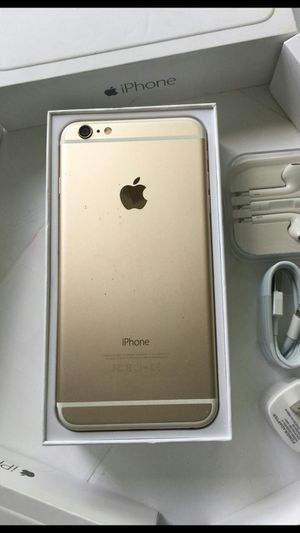 iPhone 6+ [16GB] - UNLOCKED and like NEW for Sale in Springfield, VA