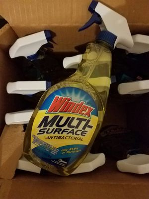 1 Case of 12 windex - $15 price firm for Sale in Rockville, MD
