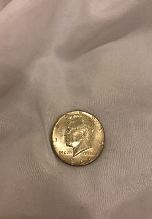 1966 half dollar coin. for Sale in Los Angeles, CA