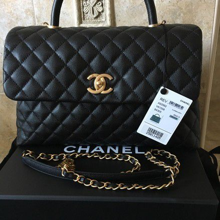 da2d5c0bd89727 Chanel Coco handle bag for Sale in Philadelphia, PA - OfferUp