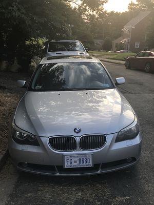 2007 BMW 525i for Sale in Washington, DC