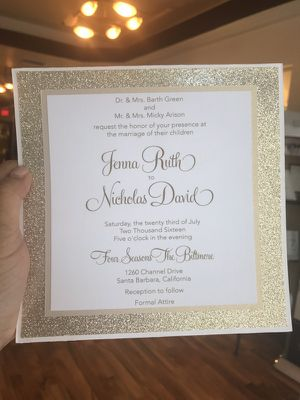 Invitations for Sale in Miami, FL