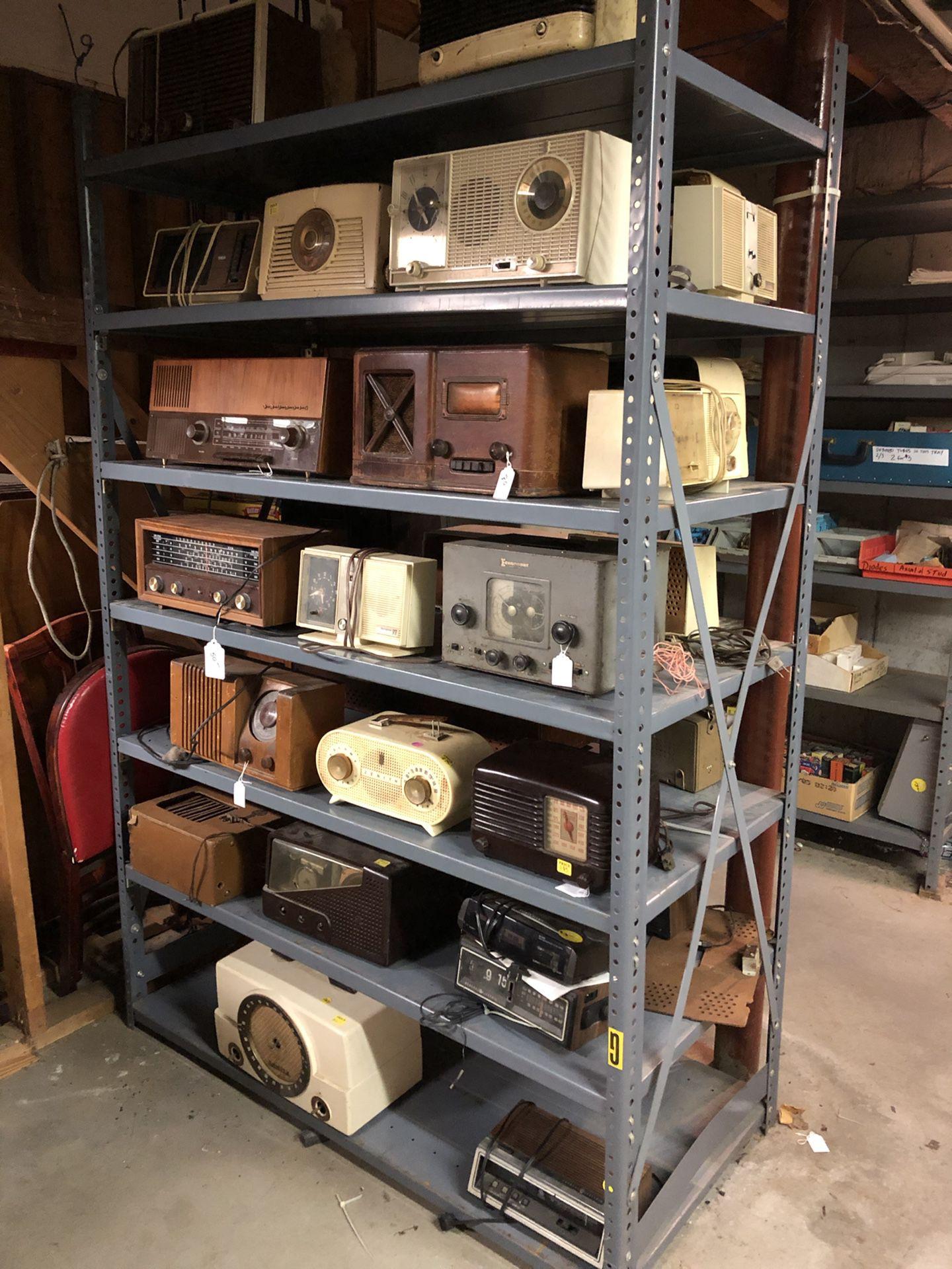 Antique Radio Sale