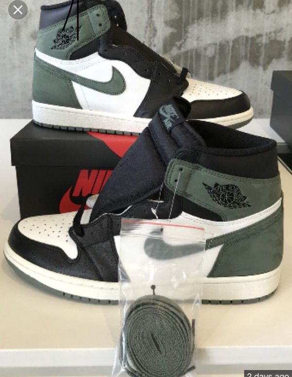sale retailer 8e11d 0a6d3 Nike Air Jordan 1 clay green size 12 for Sale in Brunswick, OH - OfferUp