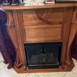 Decorative Fireplace Thumbnail