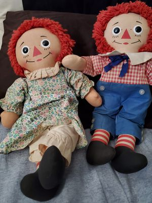 New and Used Raggedy andy for Sale in Apple Valley, CA - OfferUp