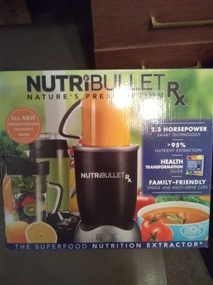 Nutribullet Rx for sale  Bristow, OK