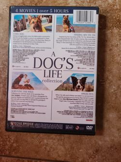 A dog's life Collection 4 movies in one disc Thumbnail
