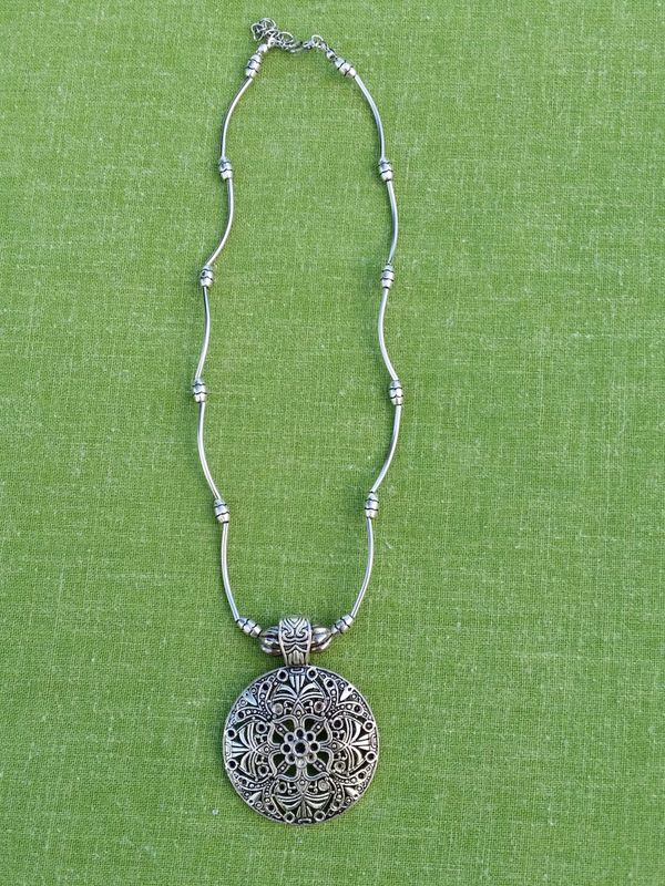 Silver pendant necklace for sale in oregon city or offerup aloadofball Images