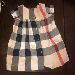 Burberry dress authentic Thumbnail