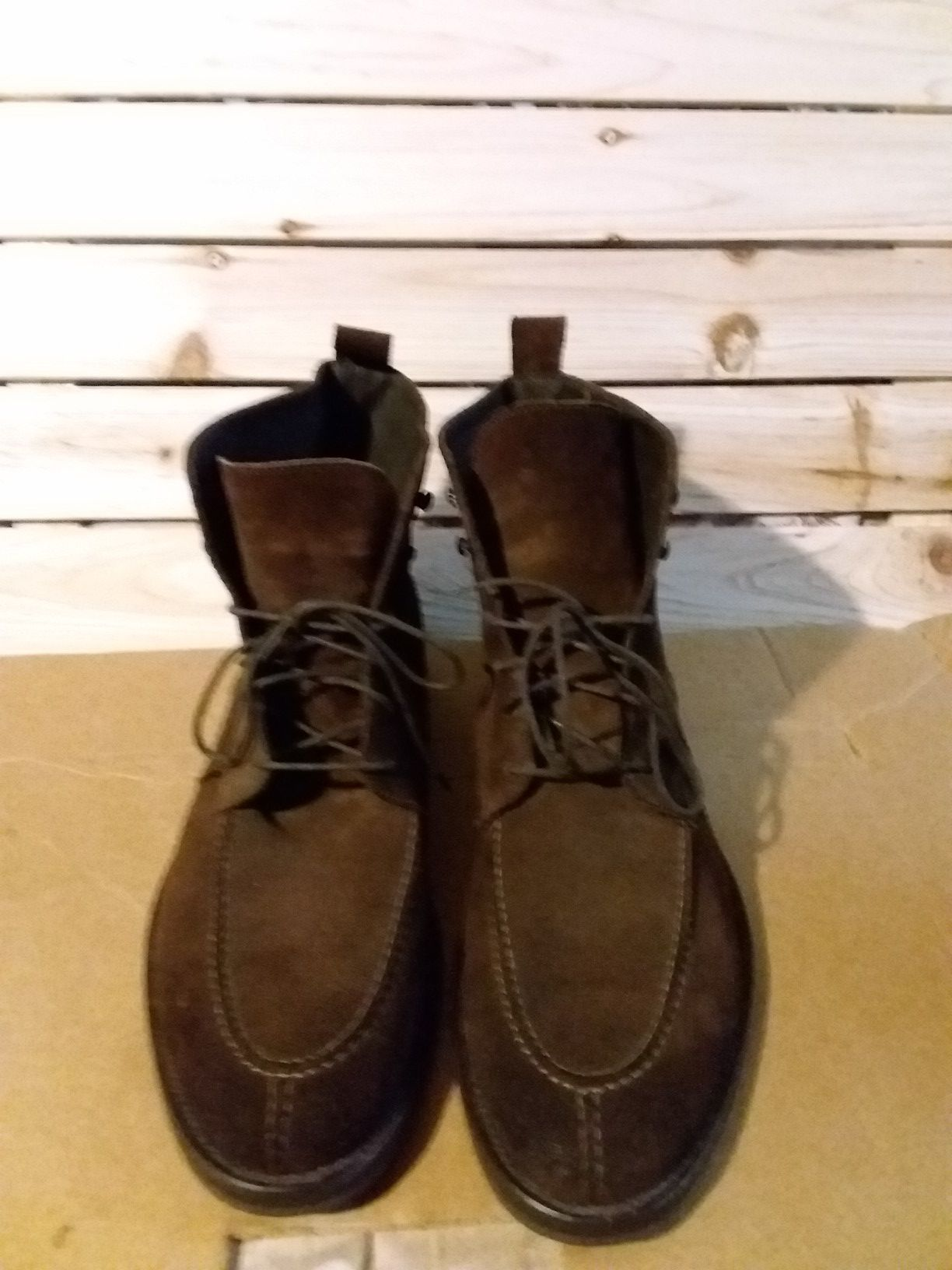 To Boot New York (lace-up boots)