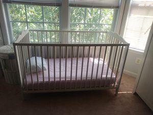 White Baby crib for Sale in Ashburn, VA
