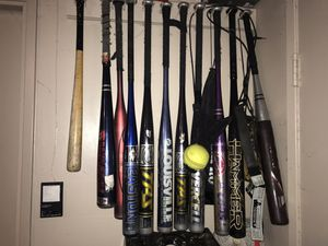 Baseball/Softball Bats for Sale in Modesto, CA